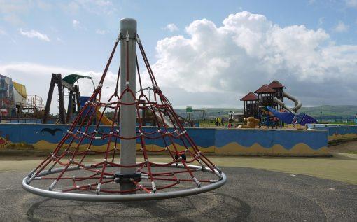 1.8m cone climber