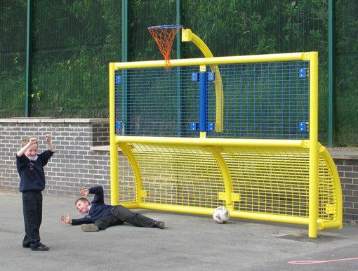 goal & netball