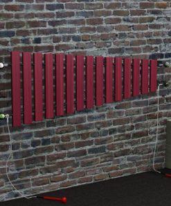 wall mounted marimba