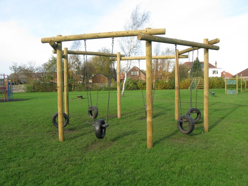 Hexagonal Swings