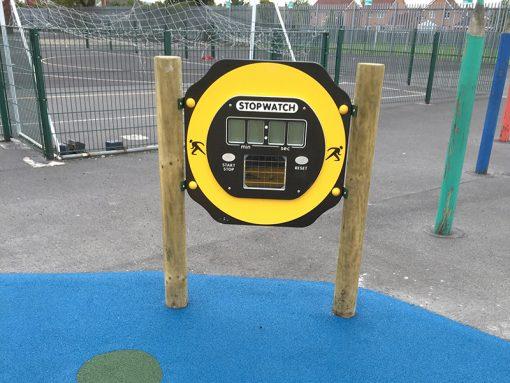 playground stop watch