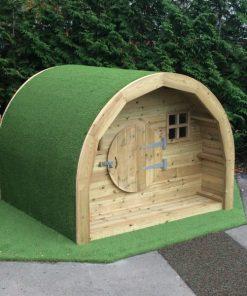 playground hobbit hole