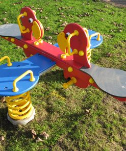 parrot 4-way springer