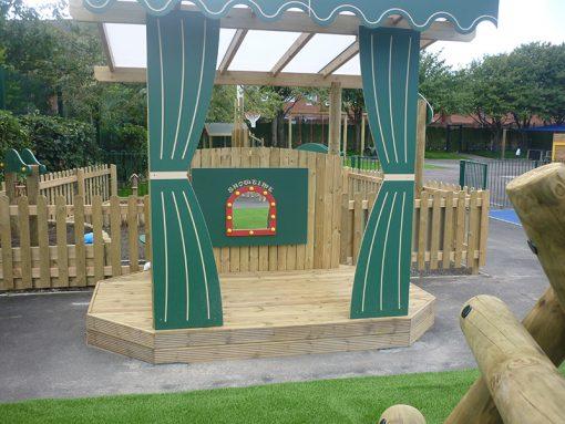 playground theatre stage 2